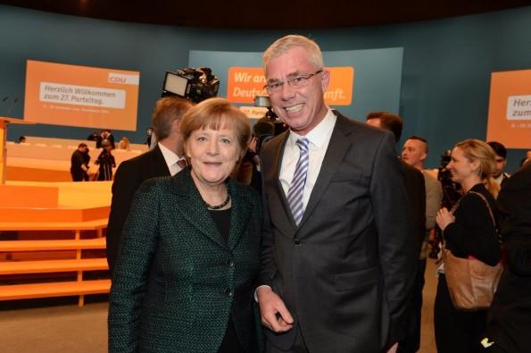 Lenders+Merkel2