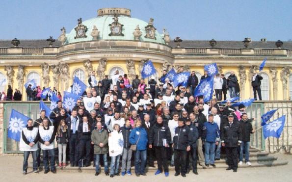 Streik Potsdam